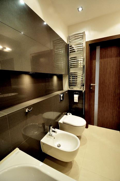 Projekty łazienek Anna Maziewska Architekt Wnętrz